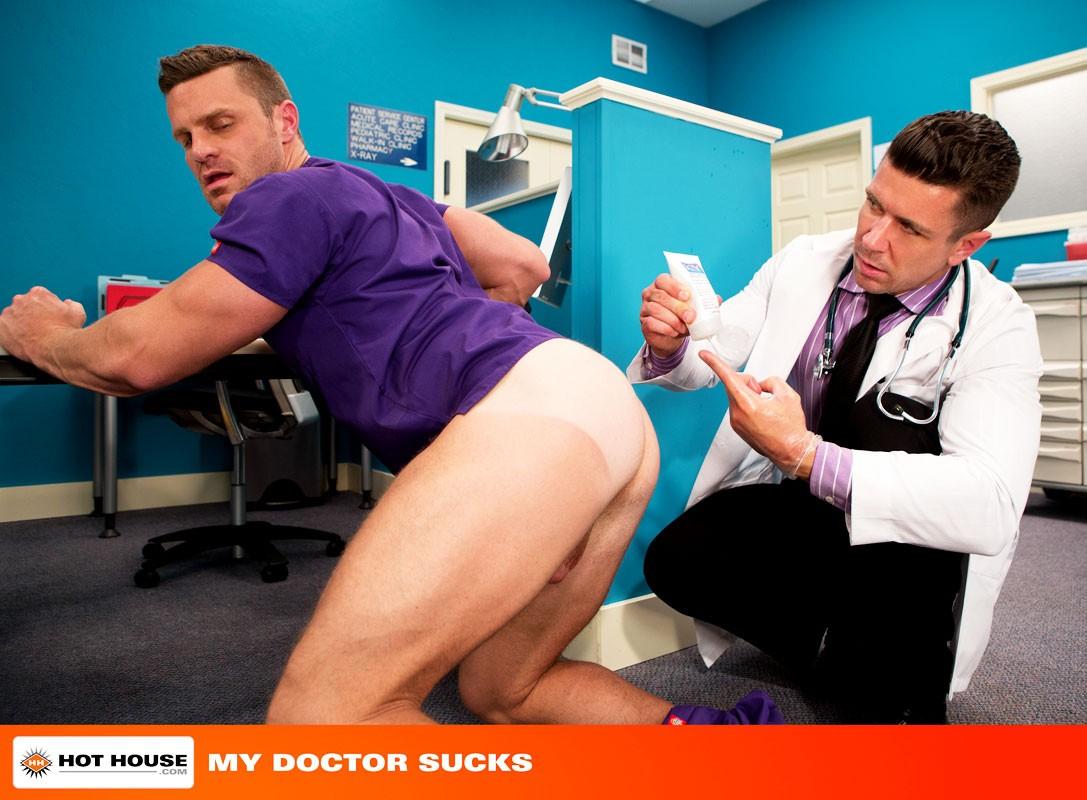 Doctor sucks