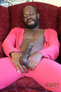 Bruce Black Set 1 from Hairy And Raw