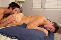 Spencer And Coleman Bareback from Sean Cody