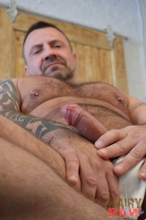 Marc Angelo Set 1 from Hairy And Raw