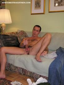 Toby from New York Straight Men