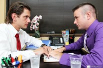 Hard Office Tension from Office Cock