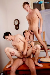 Threes A Charm Staxus from Staxus