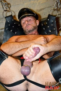 Butch Powell Set 3 from Hairy And Raw
