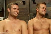 Connor Patricks And Hayden Ri from Bound Gods