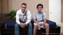 Jason And Bobby from Broke Straight Boys
