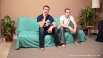 Jimmy And Brett from Broke Straight Boys