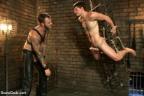 Christian Wilde And Tyler Swe from Bound Gods