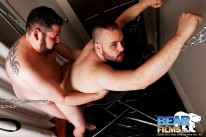 Mathias Cubst And Ourson Swel from Bear Films