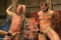 Van Jeremy And Alex from Bound Gods