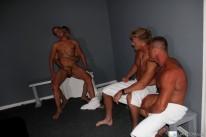 Gavin's Spa Anal Fucking from Bath House Bait
