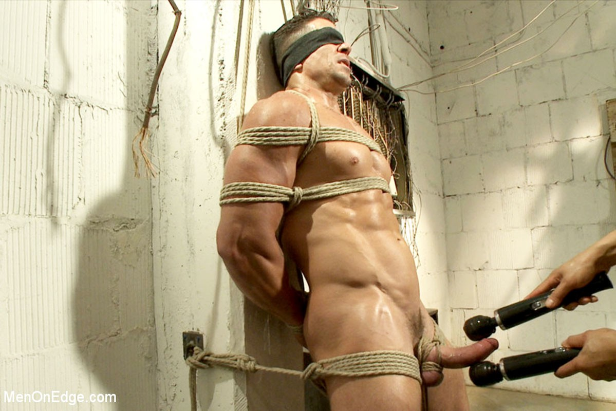 Amateur gay gallery bondage blonde after 6