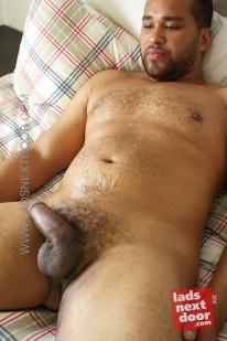 George Carlos from Lads Next Door