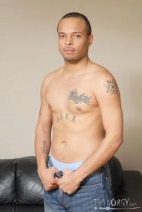 Trap Boyy from Thug Orgy