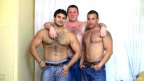 Jock Threesome from Stocky Dudes