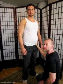 Playing With Mark from New York Straight Men