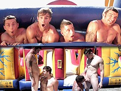 The Naked Challenge from Next Door Buddies