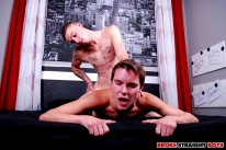 Cage Fucks Colby from Broke Straight Boys