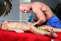 Kyles Massage Surprise from Massage Bait