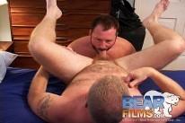 Wylie Edwards And Hunkycub from Bear Films
