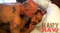 Noah Post And Pablo Paris from Hairy And Raw