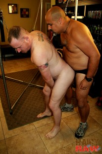 Maximus And Rafael from Hairy And Raw