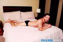 Isaac Hardy Busts A Nut from College Dudes