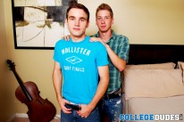 Joey Fucks Andrew from College Dudes