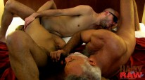 Jeff Michael And Xavier from Hairy And Raw