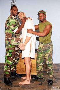 Extreme Interrogation from Next Door Ebony