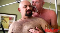 Dave Skavo And Hart Caldwell from Hairy And Raw