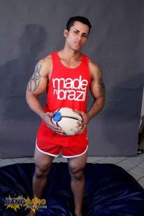 Sandro Dias from Bang Bang Boys