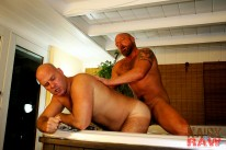 Dalton And Hank from Hairy And Raw
