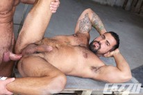Jessy Ares And Ricky Ares from Cazzo Club