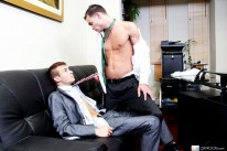 Office Anal Payback from Office Cock