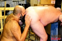 Gregory Crane And Jeff Tuck from Hairy And Raw