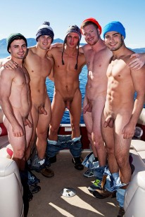 Mountain Getaway Day 2 from Sean Cody