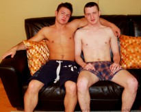 Sterling And Wes from College Dudes