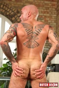 Big Tattooed Fuckers from Butch Dixon