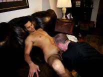 Rimming Ryder from New York Straight Men