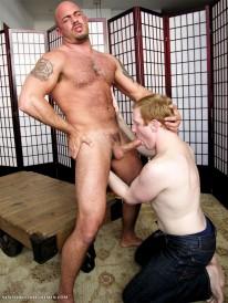Ben Rims The Foreman from New York Straight Men