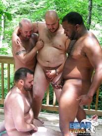 Camp Bear Orgy from Bear Films
