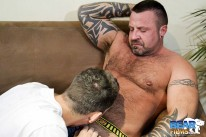 Marc Angelo And Dean Wyatt from Bear Films