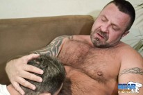 Marc Angelo And Dean Wyatt from Bear Films