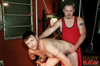 Justice And Maximus from Hairy And Raw