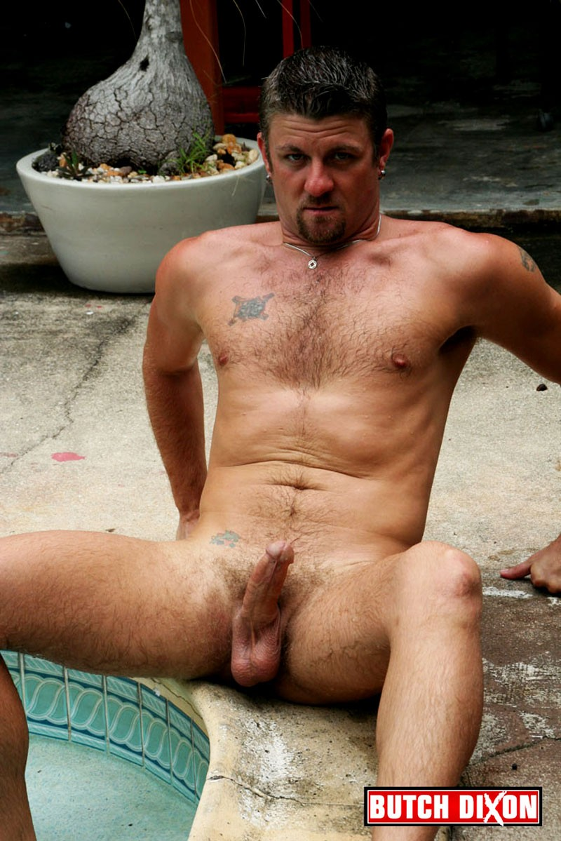 Butch Dixon porno gay