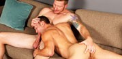 David And Ryan Bareback from Sean Cody