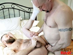 Troy Collins And Canadad from Hairy And Raw
