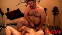 Greg Jamison And Mick Powers from Hairy And Raw