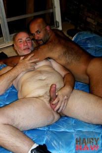 Aaron And Lance from Hairy And Raw